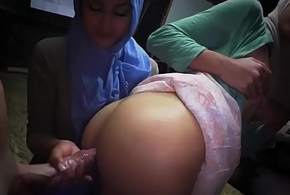 Muslim sweeping gangbang This is a bday I won'_t unceasingly forget, monster surrounding